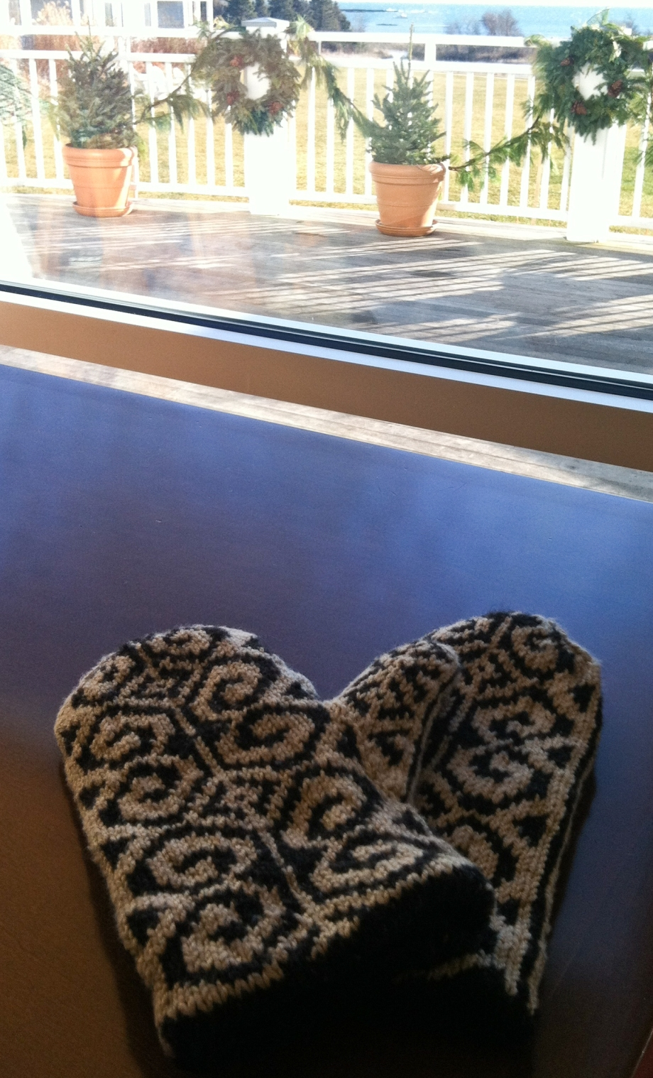 warmest mittens ever!